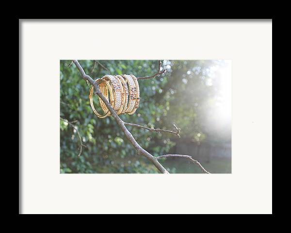 Pearls Framed Print featuring the photograph Pearls Of India by Courtney Hancock