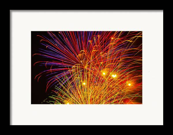 4th Of July Framed Print featuring the photograph Proud To Be American by Joshua Dwyer