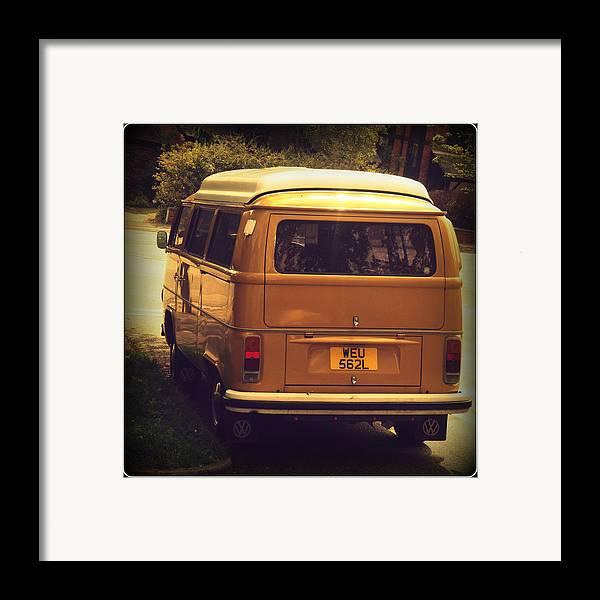 Car Framed Print featuring the photograph Samba by Roberto Alamino