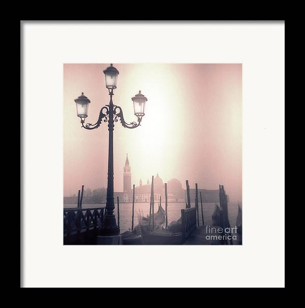 San Marco Framed Print featuring the photograph San Giorgio Maggiore Seen From Venice by Janeen Wassink Searles