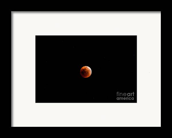 Neil Armstrong Framed Print featuring the photograph Tribute To Neil Armstrong by Venura Herath