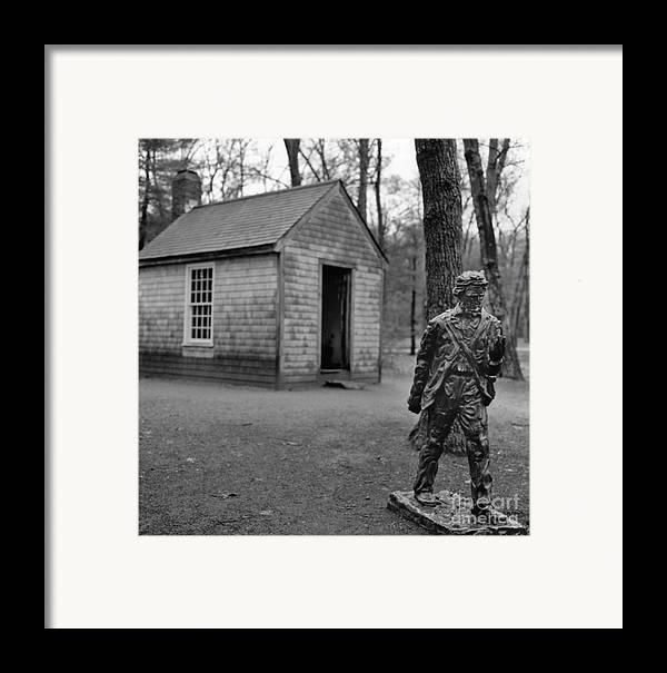 Thoreau Framed Print featuring the photograph Walden by Arvind Garg