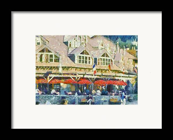 Whistler Framed Print featuring the photograph Whistler One by Dale Stillman