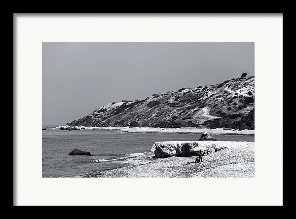 All To Myself Framed Print featuring the photograph All To Myself by John Rizzuto