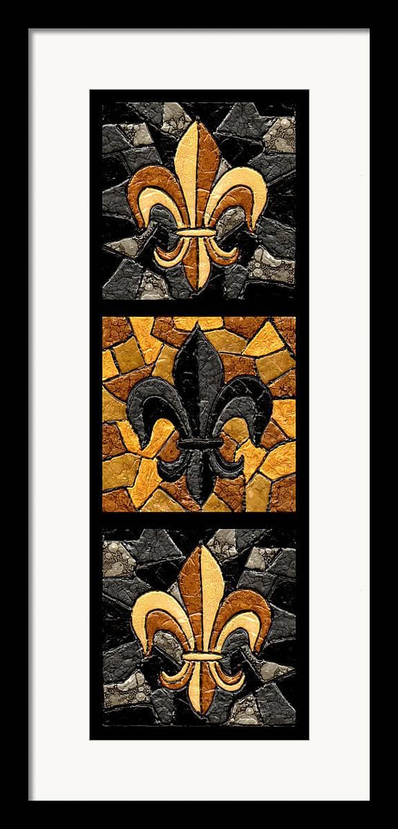New Orleans Saints Framed Prints New Orleans Saints