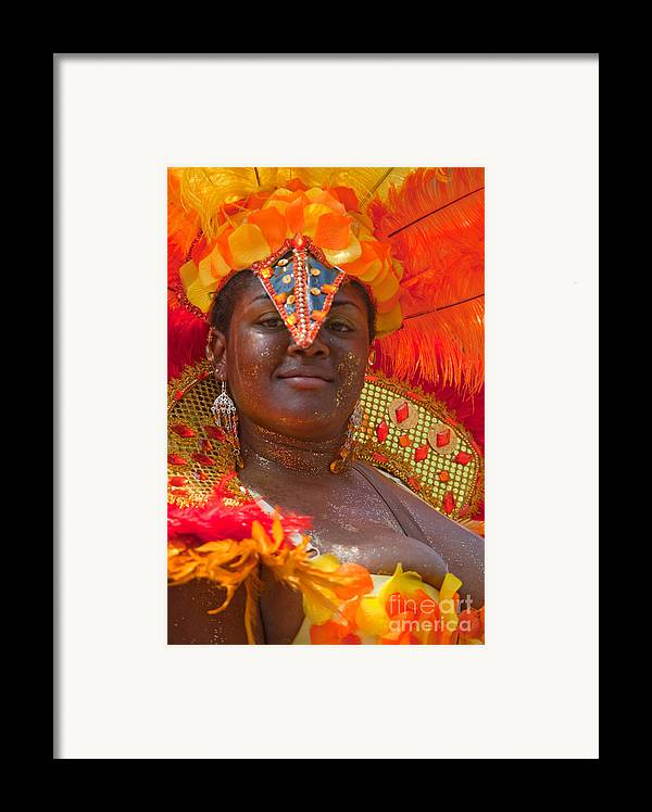 Festival Framed Print featuring the photograph Dc Caribbean Carnival No 24 by Irene Abdou