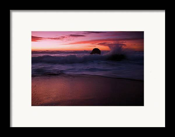 Southwest Framed Print featuring the photograph Dramatic Serenity by Wayne Stadler