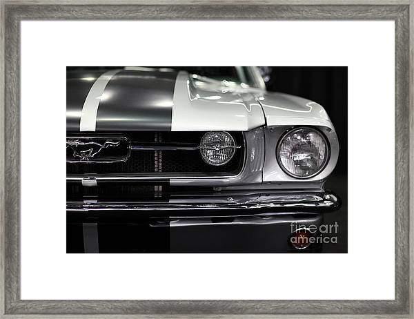 ford mustang fastback 5d20342 framed print by home decor vintage retro style art old timer 1967 red ford mustang