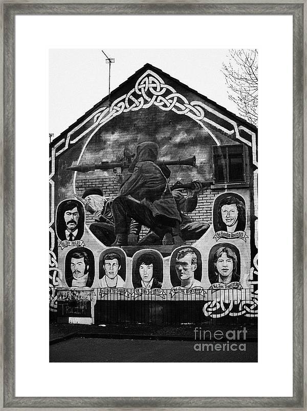 ira wall mural belfast framed print by joe fox garden theme wallpaper