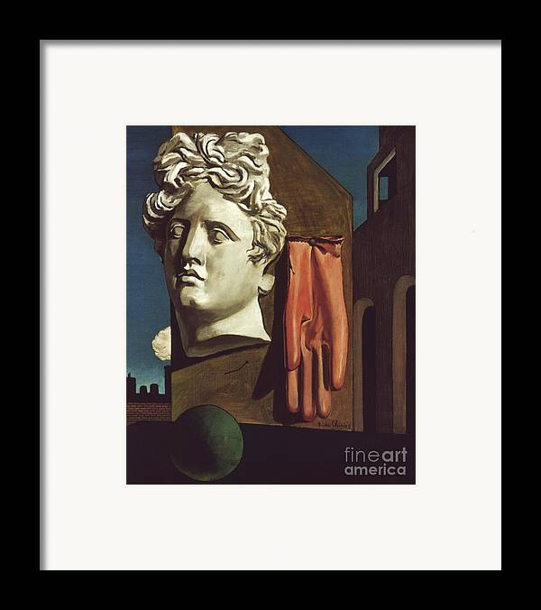 1914 Framed Print featuring the photograph Le Chant Damour, 1914 by Granger