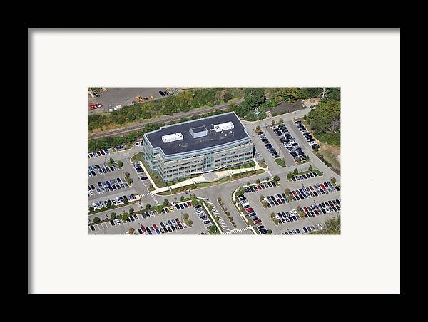 Metroplex Framed Print featuring the photograph Metroplex 4000 Chemical Road Plymouth Meeting Pa 19462 by Duncan Pearson