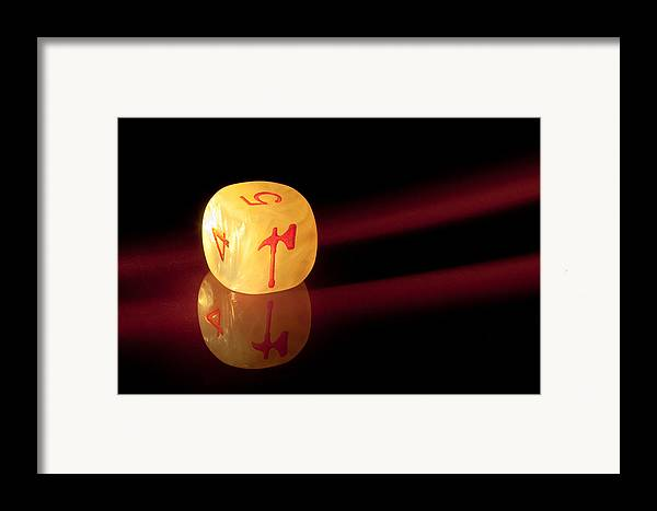 D6 Framed Print featuring the photograph Reflections by Marc Garrido