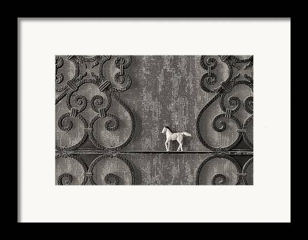 Silver Framed Print featuring the photograph Silver Nostalgia by Jeff Gettis