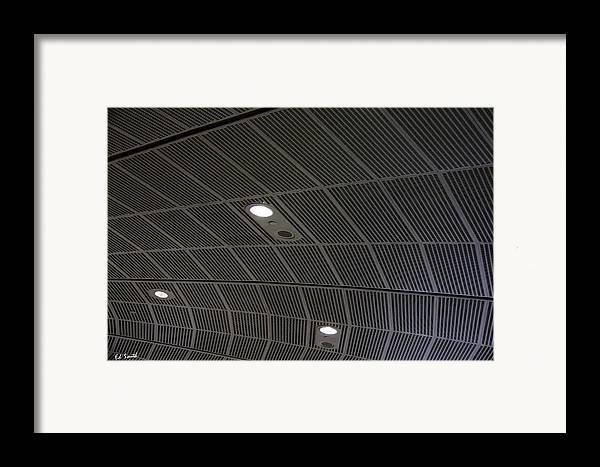 Star Ship Enterprise Framed Print featuring the photograph Star Ship Enterprise by Ed Smith