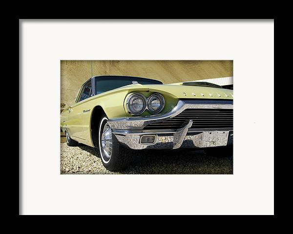 Thunderbird Framed Print featuring the photograph The Bird by Robert Smith