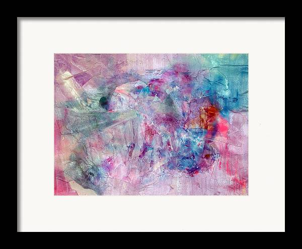 Tranquility Framed Print featuring the painting Tranquility by Don Wright