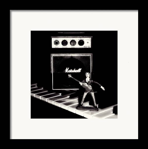 Beatles Framed Print featuring the photograph Yesterday - Beatle Paul by Bill Cannon
