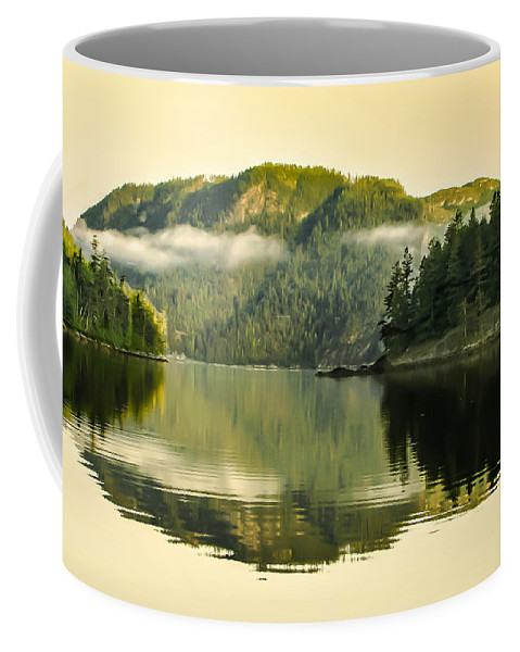 Reflections Coffee Mug featuring the photograph Early Morning Reflections by Robert Bales