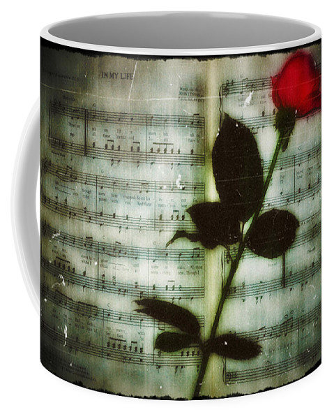Beatles Coffee Mug featuring the photograph In My Life by Bill Cannon