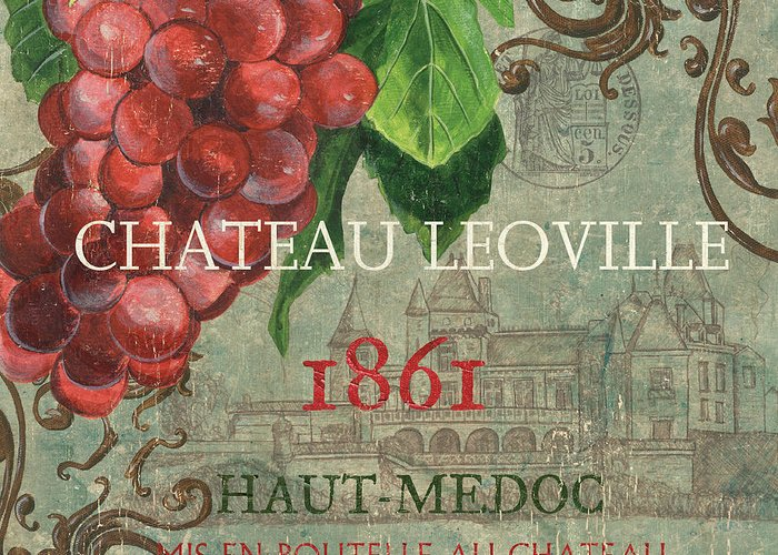 Wine Greeting Card featuring the painting Beaujolais Nouveau 1 by Debbie DeWitt