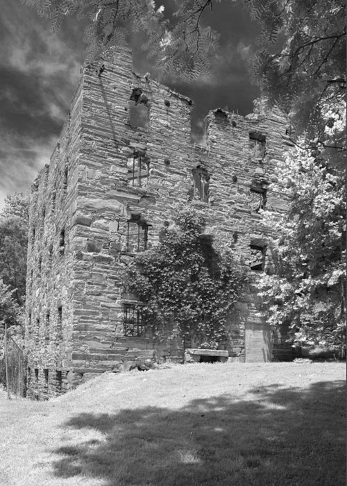 Guy Whiteley Photography Greeting Card featuring the photograph Beverly Mill by Guy Whiteley