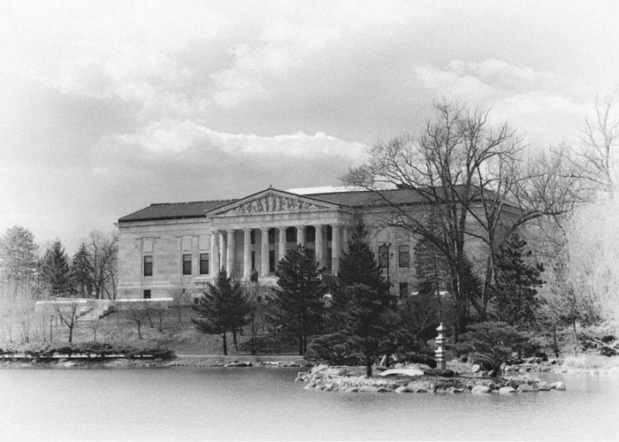 Buffalo Greeting Card featuring the photograph Buffalo History Museum 2 by Peter Chilelli