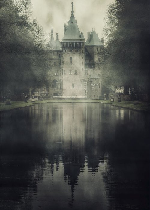 Castle Greeting Card featuring the photograph Enchanted Castle by Joana Kruse