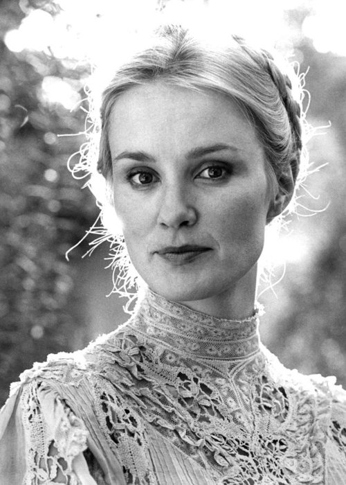 Frances Greeting Card featuring the photograph Jessica Lange In Frances by Silver Screen