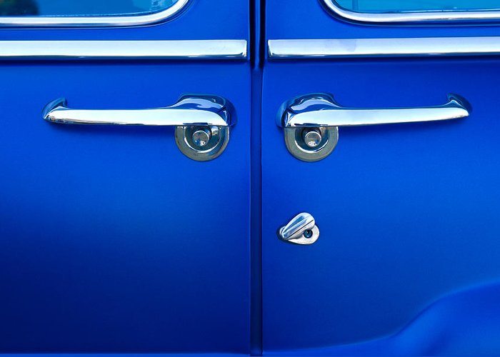 Blue Doors Greeting Card featuring the photograph Mercury Suicide by Phil 'motography' Clark