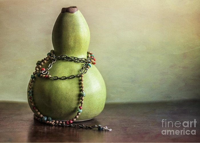 Sunday Greeting Card featuring the photograph Sunday Still Life by Terry Rowe