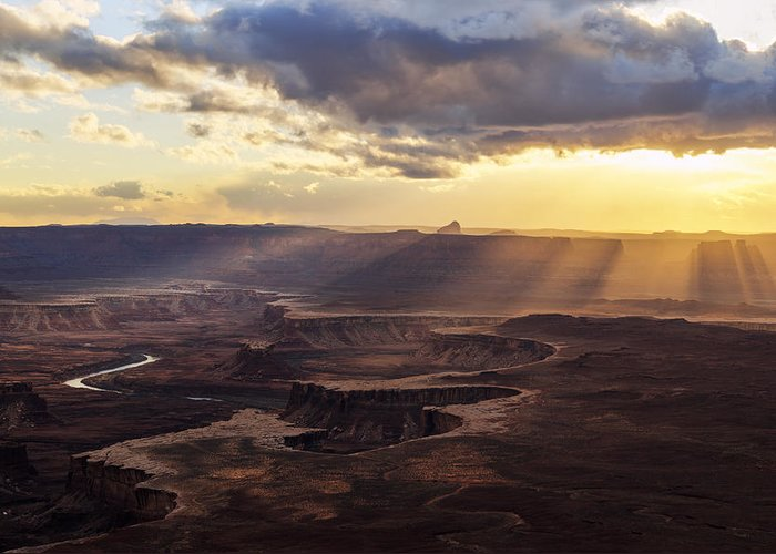 Utah Greeting Card featuring the photograph Transformation by Dustin LeFevre