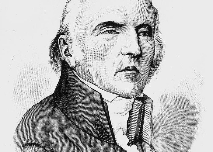18th Century Greeting Card featuring the photograph Chevalier De Lamarck by Granger