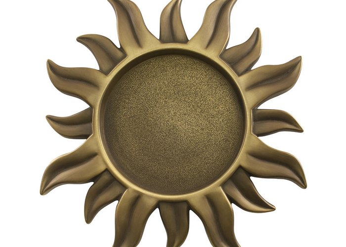 Sun Greeting Card featuring the photograph Sun Star by Blink Images
