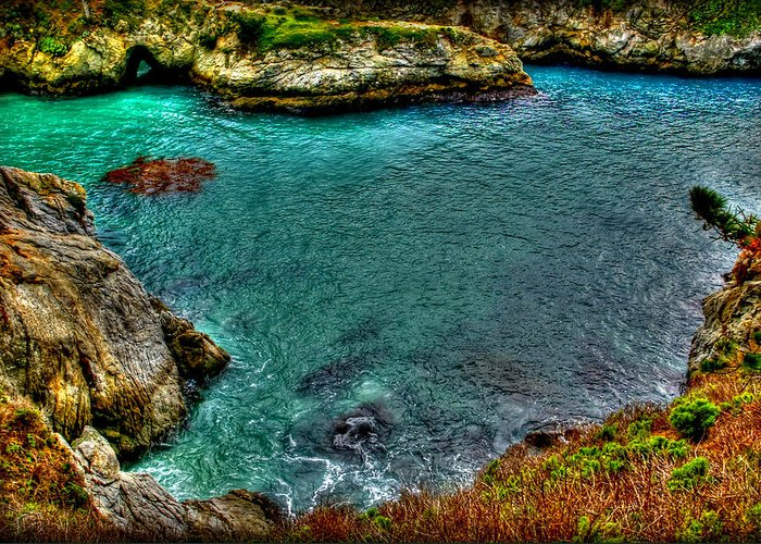 Big Sur Greeting Card featuring the photograph Big Sur by Craig Incardone