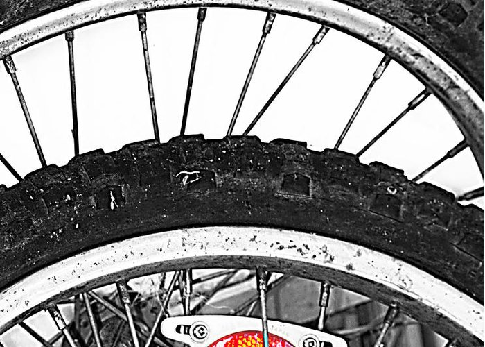 Elm Greeting Card featuring the photograph Big Wheels Keep On Turning by JC Photography and Art