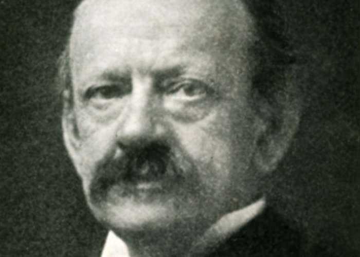 Science Greeting Card featuring the photograph J. J. Thomson, English Physicist by Science Source