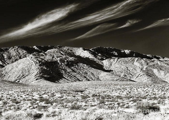Quiet In The Valley Greeting Card featuring the photograph Quiet In The Valley by John Rizzuto
