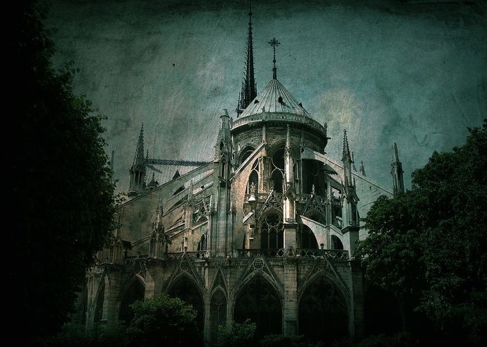 Architecture Greeting Card featuring the photograph Citadel by Andrew Paranavitana