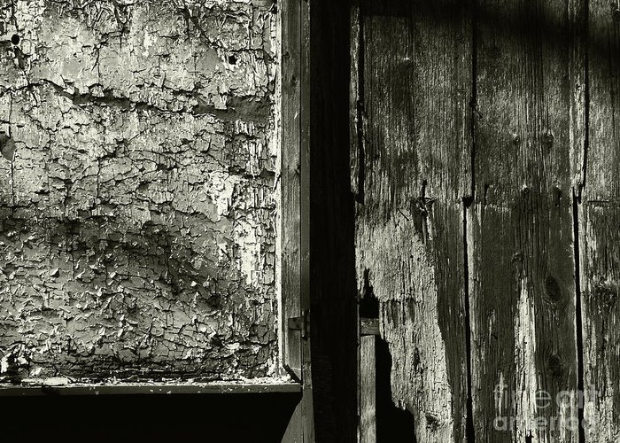 Decay Greeting Card featuring the photograph Decay by Jeff Breiman