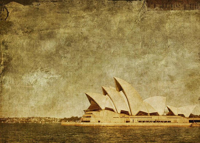Sydney Greeting Card featuring the photograph Guided Tour by Andrew Paranavitana