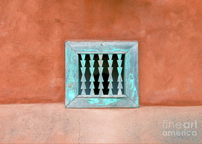 Fine Art Photography Greeting Card featuring the photograph House Of Zuni by David Lee Thompson