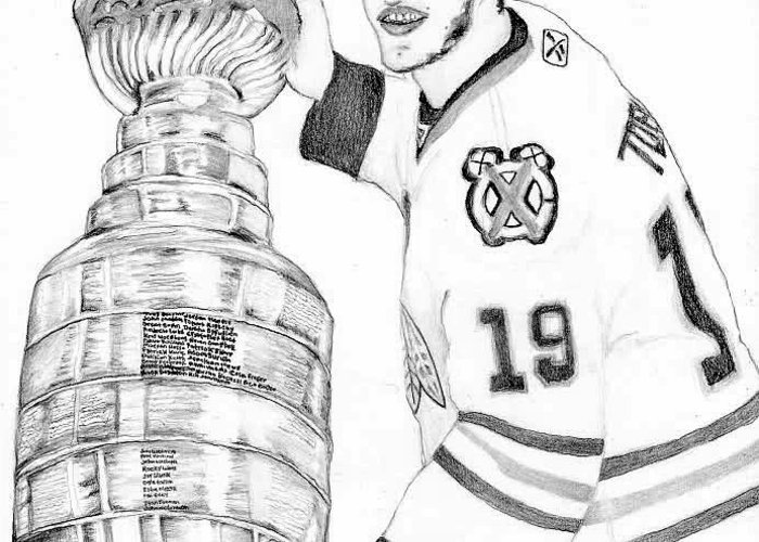 Jonathan toews of coloring pages coloring pages for Froggy coloring pages jonathan london