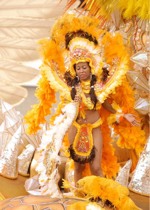 Brazil Greeting Card featuring the photograph Lets Samba by Sebastian Musial