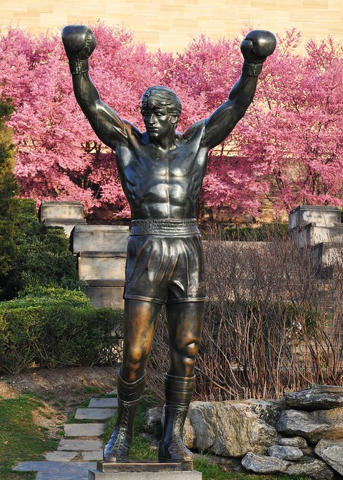 Rocky In Spring Greeting Card featuring the photograph Rocky In Spring by Bill Cannon