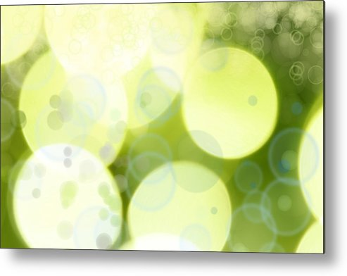 Backgrounds Metal Print featuring the photograph Abstract Background by Les Cunliffe