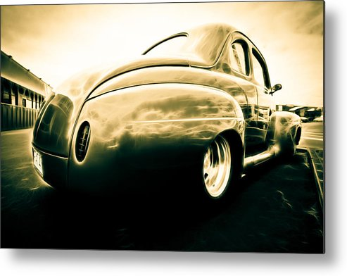 Ford Clubman Metal Print featuring the photograph Ford Clubman by Phil 'motography' Clark