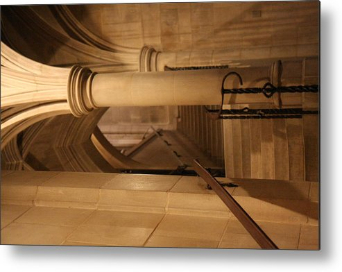 Alter Metal Print featuring the photograph Washington National Cathedral - Washington Dc - 011375 by DC Photographer