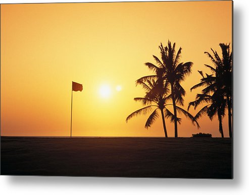 Afternoon Metal Print featuring the photograph Mauna Kea Beach Resort by Carl Shaneff - Printscapes