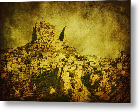 Cappadocia Metal Print featuring the photograph Persian Empire by Andrew Paranavitana