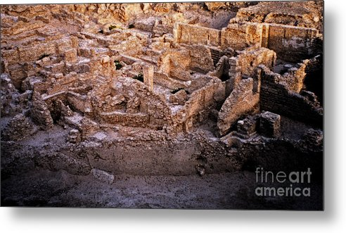 First Star Art Metal Print featuring the photograph Seven Civilizations by First Star Art